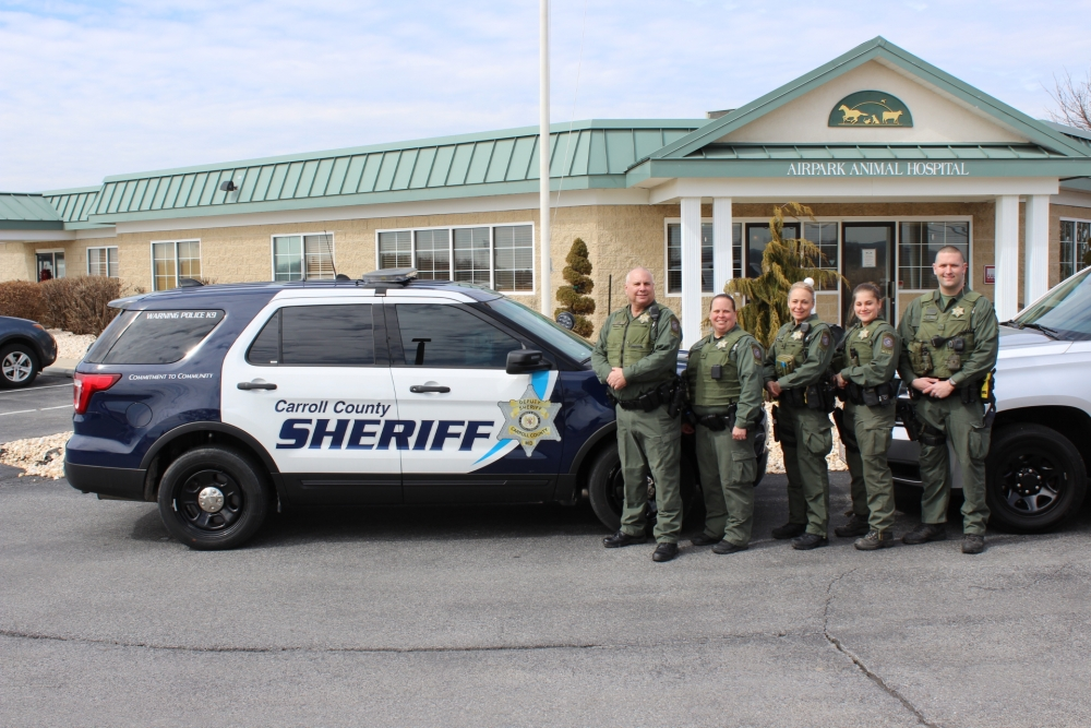 Carroll County Sheriff Officers